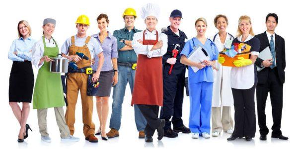 Página web empresas de servicios